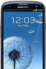 Galaxy S III 4G.