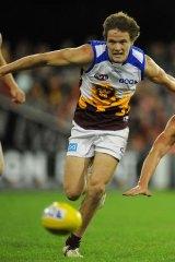 From Brisbane to Port: Jared Polec.