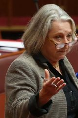 """The appoinment of only one woman to the new federal cabinet is """"embarrassing"""": Sue Boyce."""