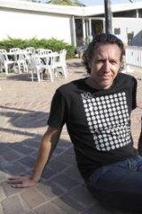 Micky Keidar, originally from Bondi, and his wife Reut Nehushtan live in Kibbutz Re'im with their two children.