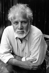''A fine line between fiction, fact and imagination'' ... Sri Lankan-born Ondaatje, who lives in Toronto.
