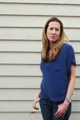 Witness ... Sonja Ebbels in Port Melbourne.