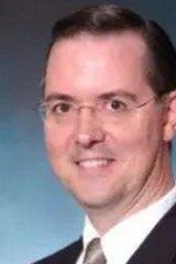 Dow boss: Tony Frencham.