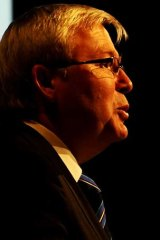 MP backlash at 'bully' ... Foreign Affairs Minister Kevin Rudd.