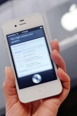 Locating brothels ... the Mandarin version of Siri.
