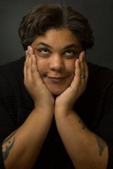 A mass of contradictions: Writer Roxane Gay says she has lots of fantasies.
