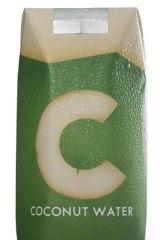C Coconut Water.