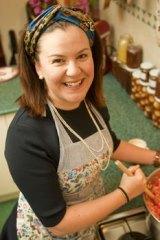 Rebecca Sullivan of Dirty Girl Kitchen.