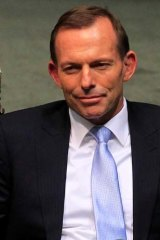 """""""John Howard met the Tampa with the SAS. Julia Gillard met the Parsifal with a welcoming committee"""" ... Opposition Leader Tony Abbott."""