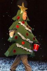 Steve Rodgers in <i>A Christmas Carol</i>.