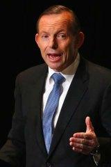 """Will praise Japan as """"an exemplary international citizen"""" since 1945: PM Tony Abbott."""