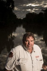 Kakadu Park Ranger Gary Lindner.