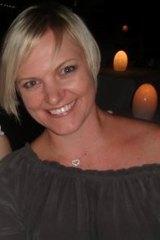 Entrepreneur Shona Mackin.