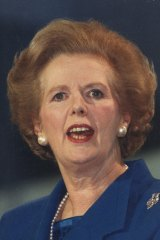 Trim the fat … Margaret Thatcher, and notes from her diary.