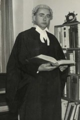 Watson presided over the Family Court in its most turbulent years.