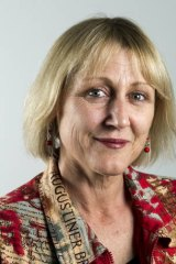 ACT Greens leader Meredith Hunter.