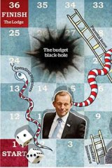 Snakes and ladders: Potential policy winners and losers.