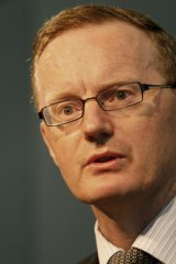 The Reserve Bank's new deputy, Philip Lowe.