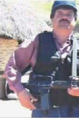 Drug lord Joaquin 'El Chapo' Guzman ... more than 26,000 people have died in Mexico since 2006 due to the country's drug wars.