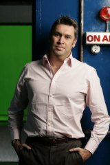 Nine Network chief executive David Gyngell.