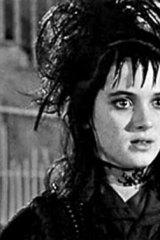 Winona Ryder in Tim Burton's 1988 fantasy-comedy <i>Beetlejuice</i>.