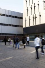 Debut ... UNSW has appeared in the top 100 international universities ranking for the first time this year.