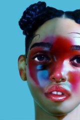 Atmospheric: FKA Twigs has created a unique sound on her first record.