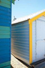 Brighton beach box on sale due to economic crunch.