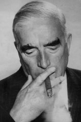 Robert Menzies: Howard Macmillan's 'winds of change' did not fill his sails.