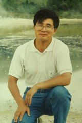 PhD student Gao Jin was fatally stabbed during a hold-up.