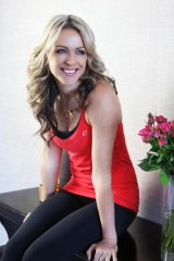 Lorna Jane Clarkson, founder of the Activewear group
