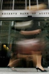 Rethink ... the Reserve Bank has revised down its short-term growth forecasts.