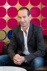Seek CEO Andrew Bassat: Looking overseas for more opportunities.