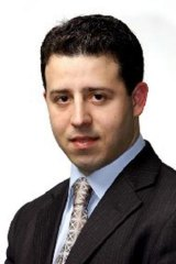 Aspiring NSW MP Hicham Zraika.
