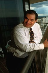 Gold Coast mayor Tom Tate.
