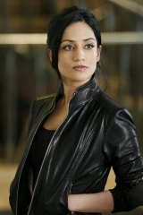 Good Sharma … Archie Panjabi.