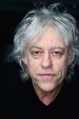 Custody: Bob Geldof.