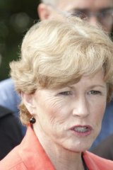 """""""Prevention is much better than cure when it comes to keeping us all safe from risks associated with terrorism"""": Greens leader Christine Milne."""