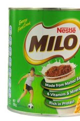 Winners and losers ...Milo drink failed the health test whilst Milo Duo cereal passed.