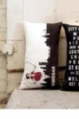 Melbournestyle shows its local pride in its pillows.