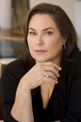 Author Amy Bloom.