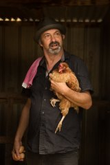 Andrew Masterson spent a week seeing how feasible it was to feed his family with only locally produced food. Having your own chickens helps.