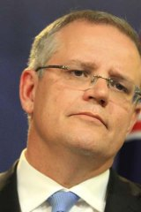 """""""This is a matter for the PNG government"""": Scott Morrison."""
