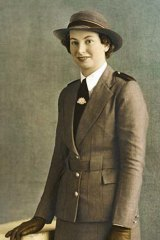 Survivor … Vivian ''Bully'' Bullwinkel, who came through the executions wounded but alive.