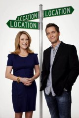 Veronica Morgan and Bryce Holdaway host the new <i>Location</i> franchise.