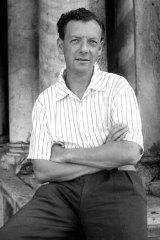 Benjamin Britten in 1954.