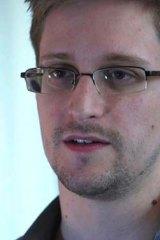 Whistleblower: Edward Snowden.