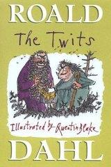 Roald Dahl's <i>The Twits</i>.