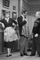Lucille Ball had it right: Busy is better.