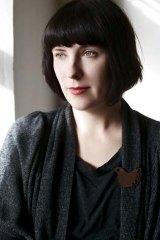 Author Evie Wyld.